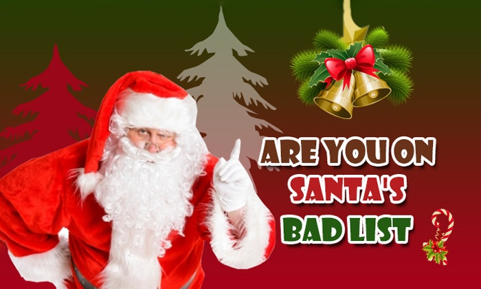 check santa list in merchandising ie groupon