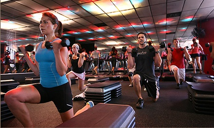 5 or 10 Fitness Classes or 30-Day Pass at Pulse Fitness Studio (Up to 73% Off)