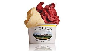 Paciugo : $12 Worth of Ice Cream at Paciugo  ($20 Value)