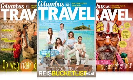 5 of 10 nummer Columbus Travel, naar keuze met reisplanner