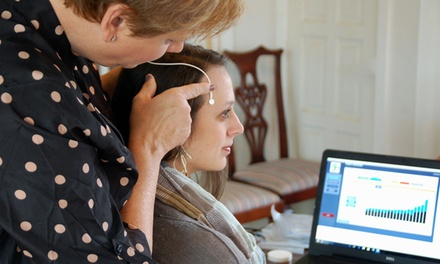 44% Off LENS Neurofeedback Session at Harmonized Brain Centers