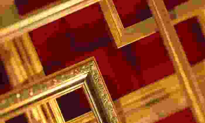 Alltmont's Fine Custom Framing - Milan: $45 for $100 Worth of Custom Framing at Alltmont's Fine Custom Framing