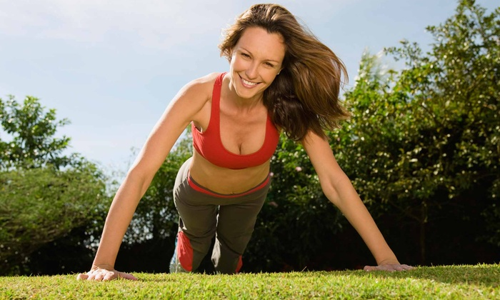 Niki G's Fitness - Multiple Locations: Eight or Sixteen Women's Boot-Camp Classes at Niki G's Fitness (Up to 75% Off)