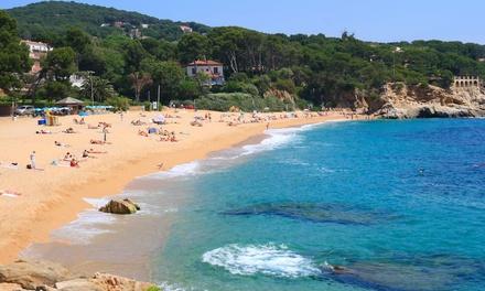 Playa de Aro: estancia en habitación doble o twin para 2 personas con media pensión y cocktail en Hotel GHT Xaloc