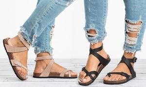 (Mode)  Sandales confort -53% réduction