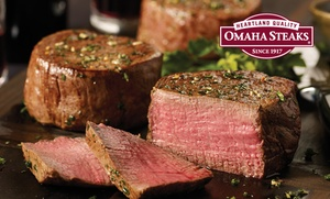 Omaha Steaks: Summer BBQ Meat Combos from Omaha Steaks (Up to 69% Off). Three Options Available.