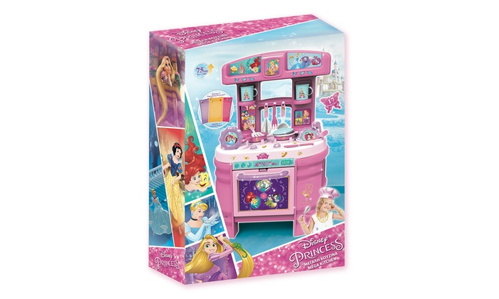 Disney Princess Kitchen Set For 27 98 With Free Delivery