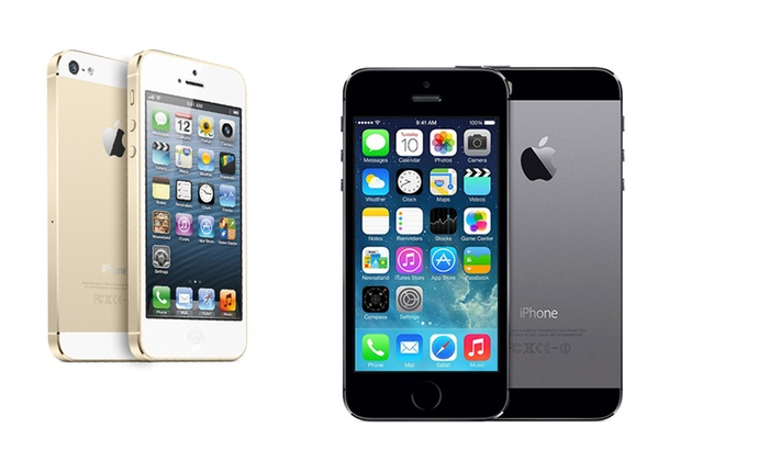 apple iphone 5s reconditionn groupon shopping. Black Bedroom Furniture Sets. Home Design Ideas