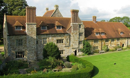 Two Children, Two Adults or Family of Six Access to Michelham Priory House and Gardens with Sussex Past Up to 10$ Off