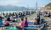 Up to 36% Off Silent Disco Yoga Classes at Outdoor Yoga SF