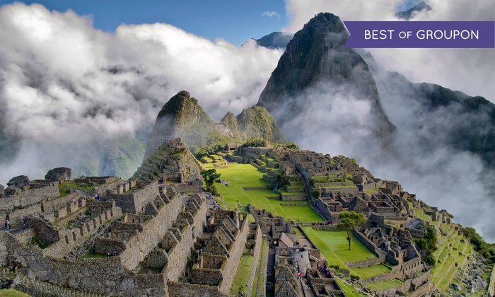 10-Day Peru Tour with Air from Gate 1 Travel
