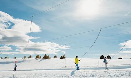 Andorra: entradas a Caldea, 2 a 3 o 5 noches con acceso a la estación de esquí, en Tulip Inn Andorra Delfos 4 *, para 2
