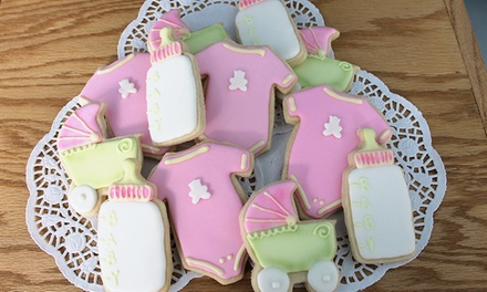 One or Two Dozen Custom Cookies at It'z My Party Cakery (Up to 53% Off)