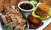 Up to 50% Off Food and Drinks at Red Monkey Latin Fusion