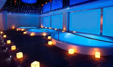 Calpe: 1, 2 o 3 noches en habitación doble para 2 con media pensión y acceso a spa en Hotel AR Diamante Beach 4*
