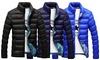 Groupon Goods Global GmbH: Herren-Jacke für Herbst und Winter in Schwarz, Hellblau oder Blau