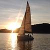 Ruta en barco de vela