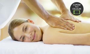 Lab Center: Lab Center – Menino Deus: day spa bem-estar ou sem estresse com massagem, acupuntura e outros