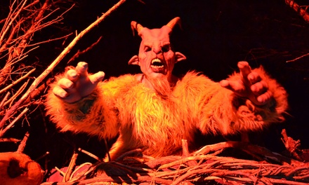 Admission for One, Two, or Four to Legend at Pope Lick Haunted Woods (Up to 31% Off)