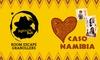 """Agencia 846 - Agencia 846: Escape room """"Agencia 846"""" Cas Namibia de 2 a 6 personas desde 39,95 € en Agencia 846"""