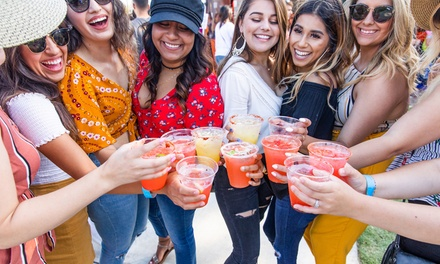 Tequila & Taco Music Festival Santa Clarita with Two Margaritas and Two Souvenir Glasses (Up to 67% Off)