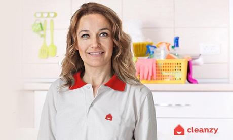 Servicio de limpieza para 1 casa de 3, 4, 5 o 6 horas desde 15,99 € con Cleanzy