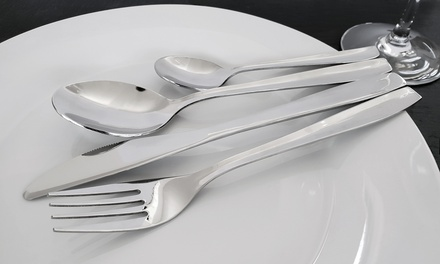 24 or 48Piece Stainless Steel Cutlery Set