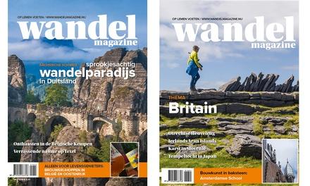 6, 9 of 12 nummers Wandel Magazine, abonnement stopt automatisch