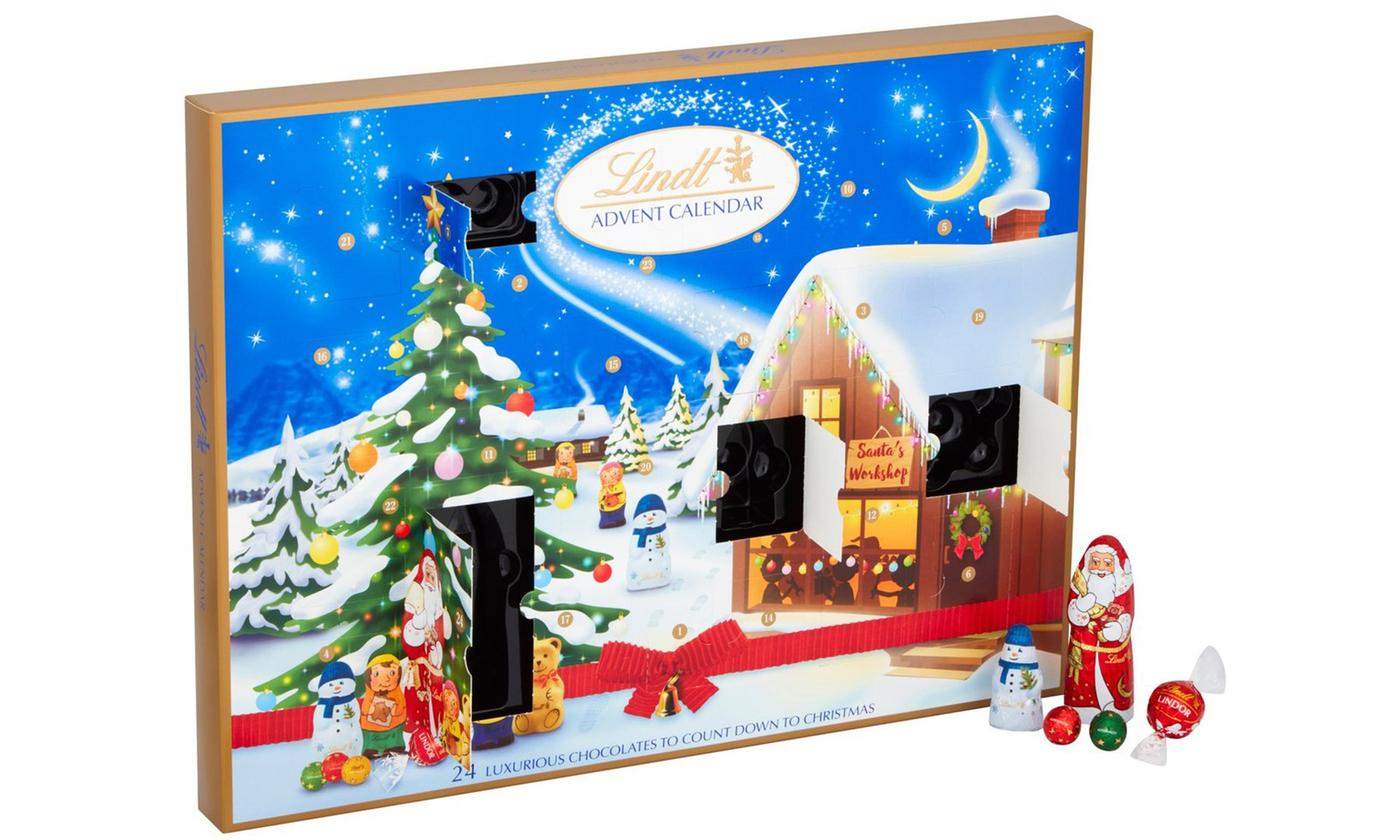 Lindt Giant Advent Calendar 48cm