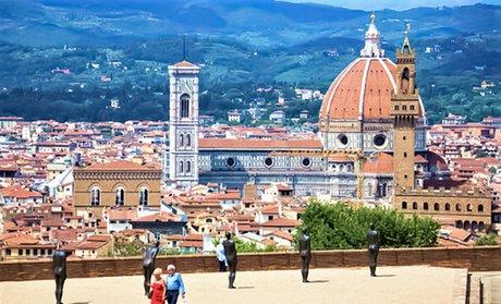 Firenze: soggiorno in bilocale con colazione