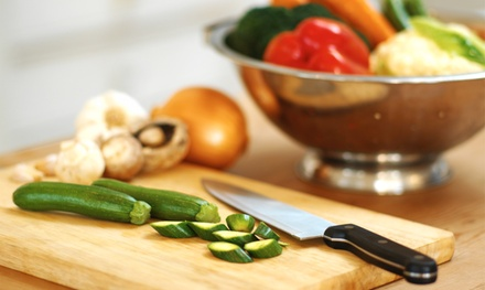 Meal-Delivery Weight Loss Package from The Vegan Garden (Up to 53% Off). Three Options Available.