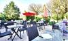 Luxeuil-les-Bains : chambre double avec pdj et crédit sur le dîner