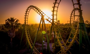 Up to 41% Off Passes to Wild Adventures Theme Park at Wild Adventures Theme Park, plus 6.0% Cash Back from Ebates.