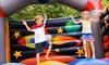 51% Off Weekend Bounce-House Rental