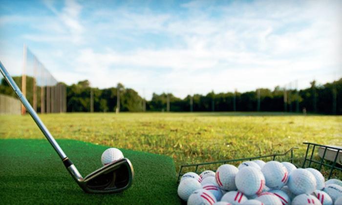 Takaya Golf Centre - North Vancouver: 5 or 10 Buckets of Driving-Range Balls at Takaya Golf Centre (Up to 57% Off)