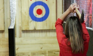 Up to 17% Off at Columbus Axe Throwing at Columbus Axe Throwing, plus 6.0% Cash Back from Ebates.
