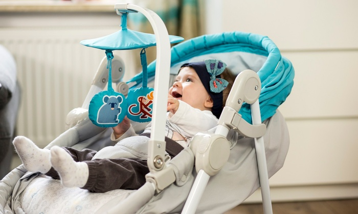 Kinderkraft Unimo Five-in-One Cradle With Free Delivery for £69.98