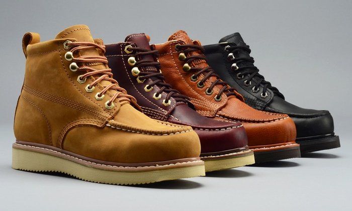 9b5336ab8f8 Up To 43% Off on Goodyear Men's Work Boots | Groupon Goods