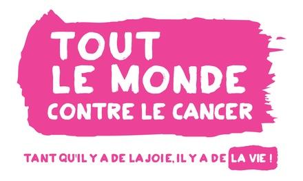 Pour 0 euro acheter le calendrier des activités de votre été = 1 euro pour l'association Tout Le monde contre le cancer