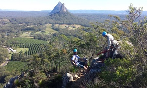 WorthWild Adventure Training: Half-Day Abseiling for One ($59), Two ($118) or Four People ($236) with WorthWild Adventure Training (Up to $540 Value)