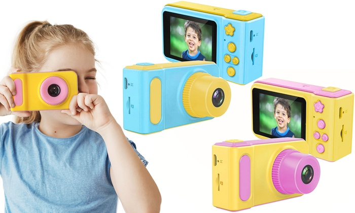 Kequ 720p Kids 3.0 MP Digital Camera