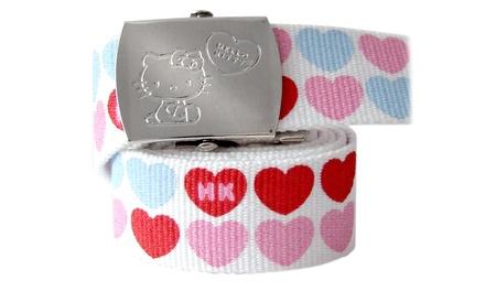 Hello Kitty Love Bubble Belt