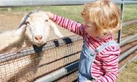 1 ou 2 entrées pour adultes et enfants dès 6 € pour découvrir les animaux du Mas de la Gallinière