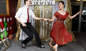 Eastside Stomp: $30 for a Four-Week Intro to Swing Dance Class Series at Eastside Stomp $60 Value)