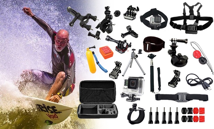 From $29 for a GoPro Hero Accessory Set