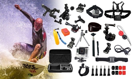 for an Accessory Set for GoPro Hero