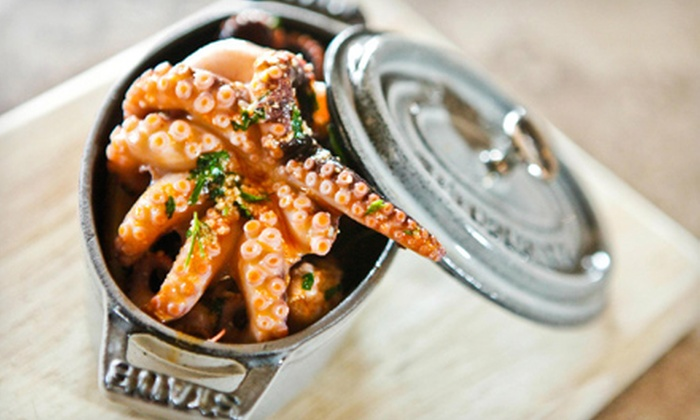 Tapas Lantana - Lantana Point: $25 for $50 Worth of Tapas and Spanish Cuisine at Tapas Lantana