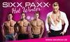 "Sixxpaxx Theater GmbH - SixxPaxx Theater & Wild House Berlin: Die Show ""Sixx Paxx"" im Februar oder März 2018 im SIXX PAXX Theater (bis zu 50% sparen)"