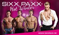"""Die Show """"Sixx Paxx"""" im Februar oder März 2018 im Wildhouse Berlin (bis zu 50% sparen)"""