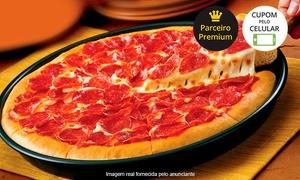 Pizza Hut - Batel: Pizza Hut - 5 unidades:buffet livre de pizzas no almoço para 1 ou 2 pessoas